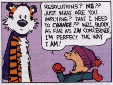 New Year Resolutions Funny