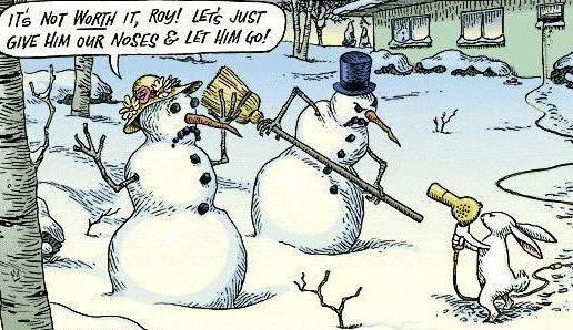 Friday funny christmas humor