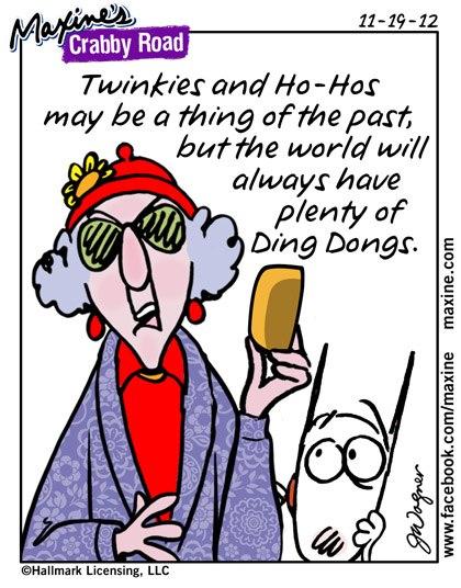 Friday Funny! ;-) Maxine! | iLife Journey