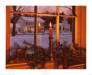 Why candles in the window at Christmas? | iLife Journey