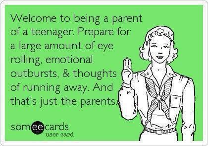 Parents of Teenagers