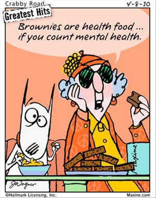 friday funny health food ilife journey