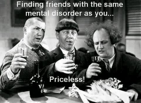 Same Mental Disorder