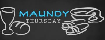 Maundy Thursday 2