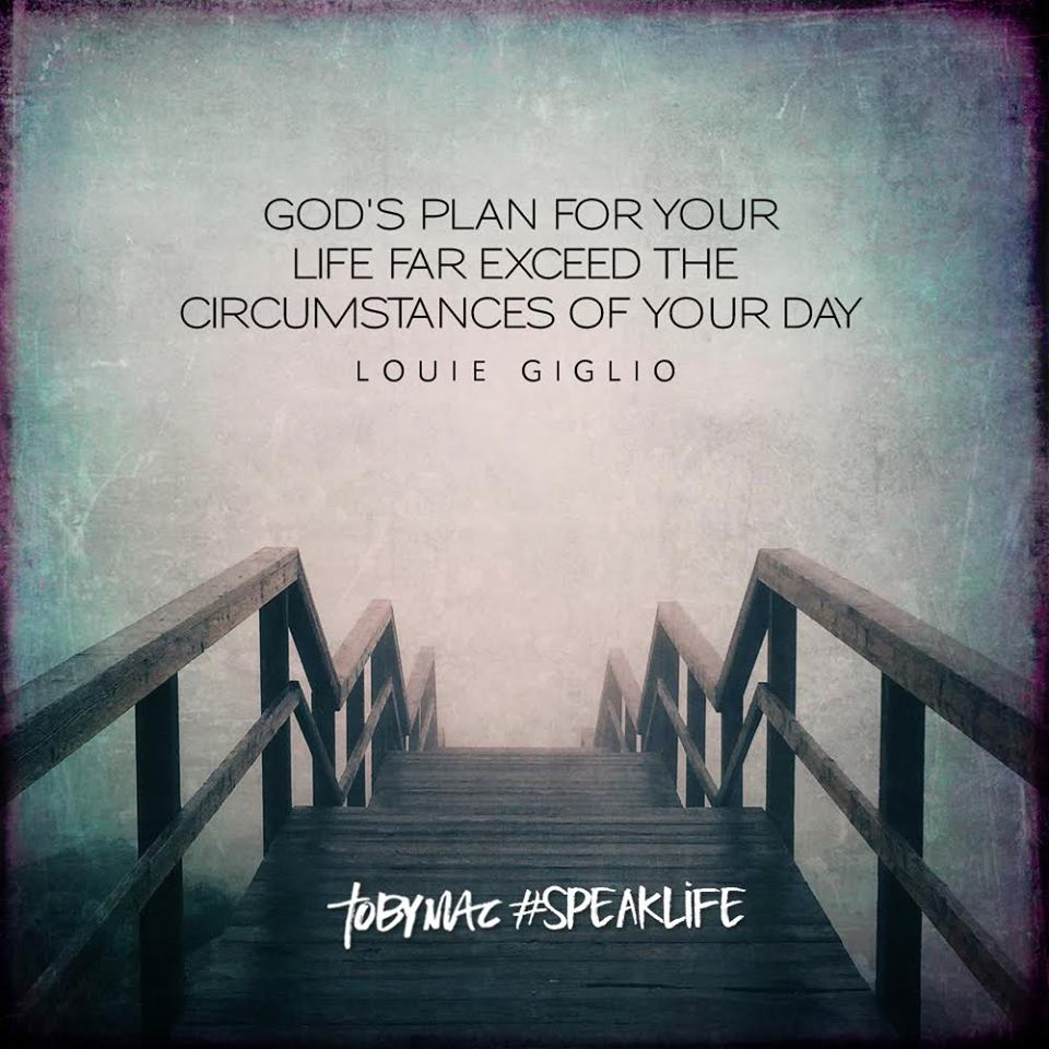 God's Plan for Your Life...